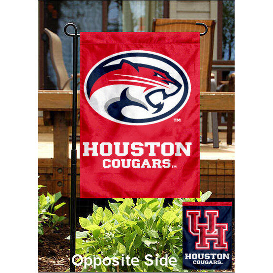 Houston Cougars Car Flag College Flags and Banners Co