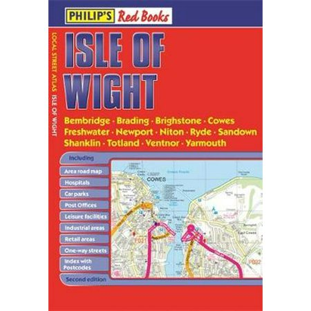 Philip's Red Books Isle of Wight (Jimi Hendrix Red House Isle Of Wight)