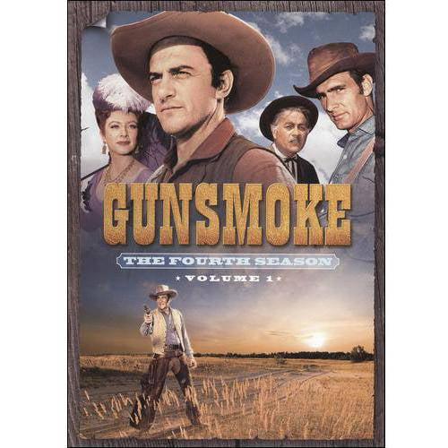 Gunsmoke: The Fourth Season, Volume One (Full Frame)
