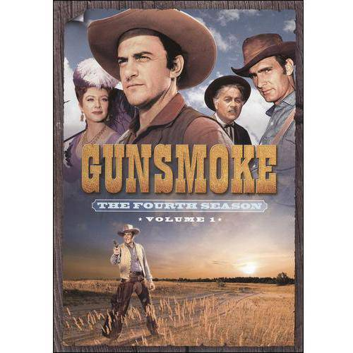 Gunsmoke: The Fourth Season, Volume One (Full Frame)