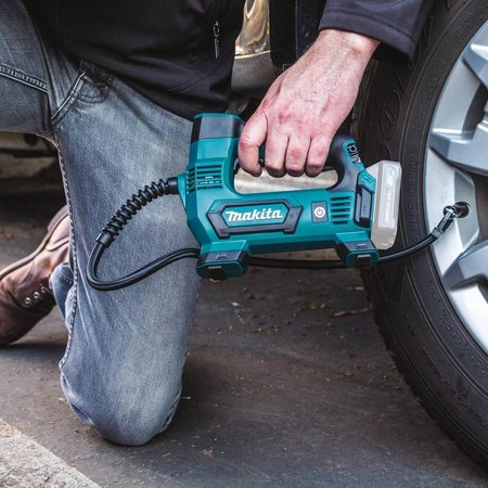12V CXT Cordless Inflator Bare Makita MP100DZ