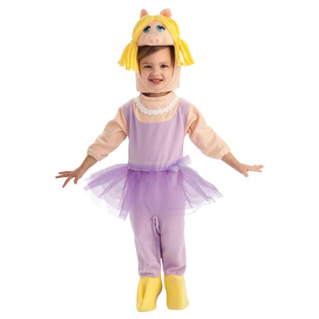 Miss Piggy Infant/Toddler - Miss Piggy Kids Costume