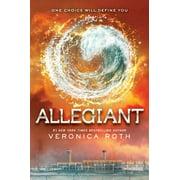 Divergent Trilogy: Allegiant (Hardcover)