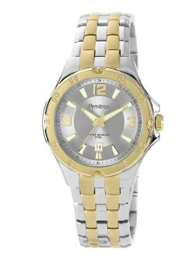 Men's Showcase Casual Watch, Metal Bracelet