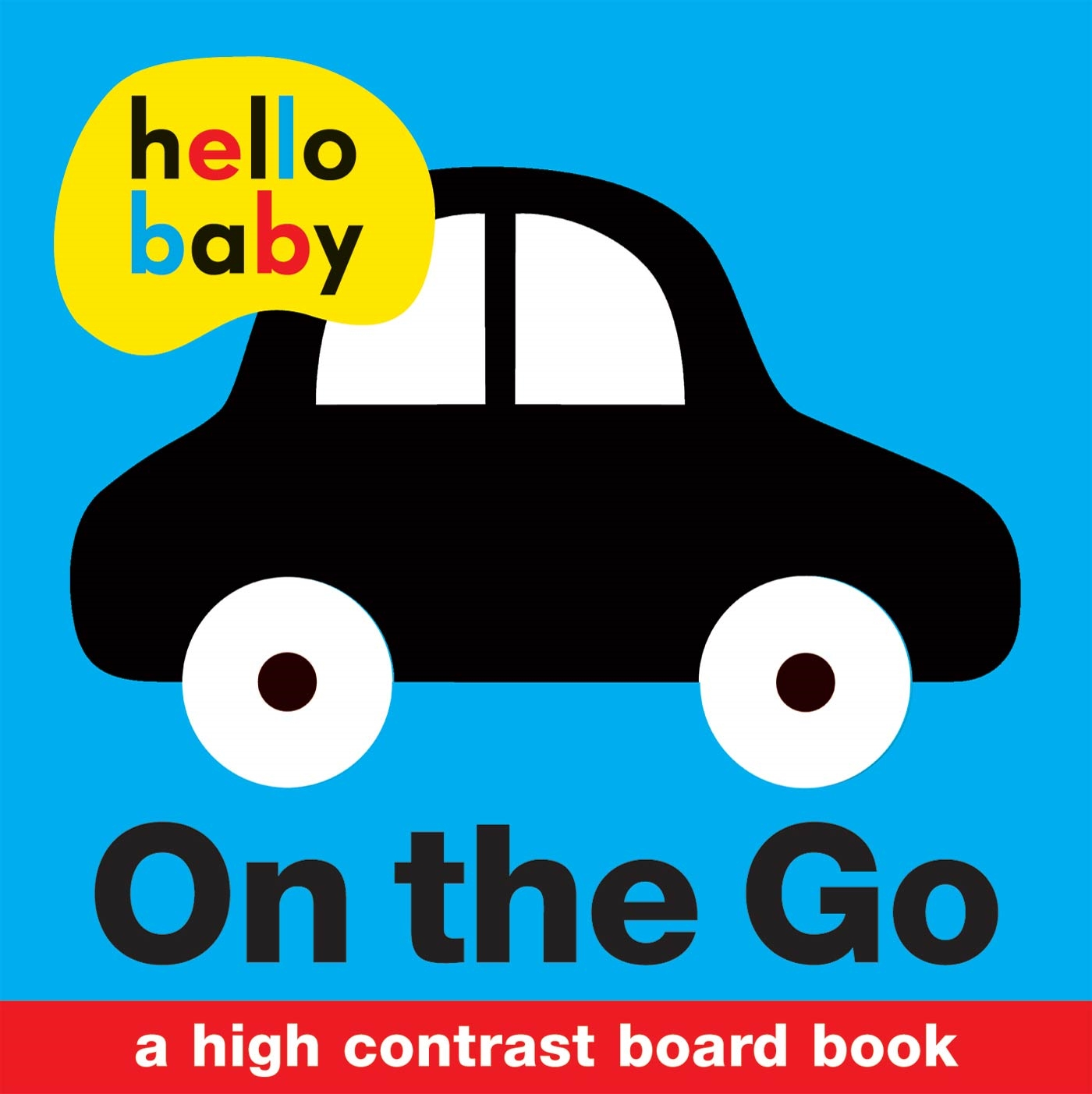 On the Go (Board Book)