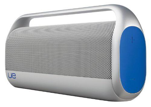 Logitech UE 984-000304 Boombox Wireless Bluetooth Speaker (Silver) by Logitech