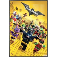 "The LEGO Batman Movie - Movie Poster / Print (Regular Style) (Size: 24"" x 36"")"