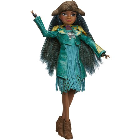 Disney Descendants Uma Isle of the Lost Fashion (Disney Soft Doll)
