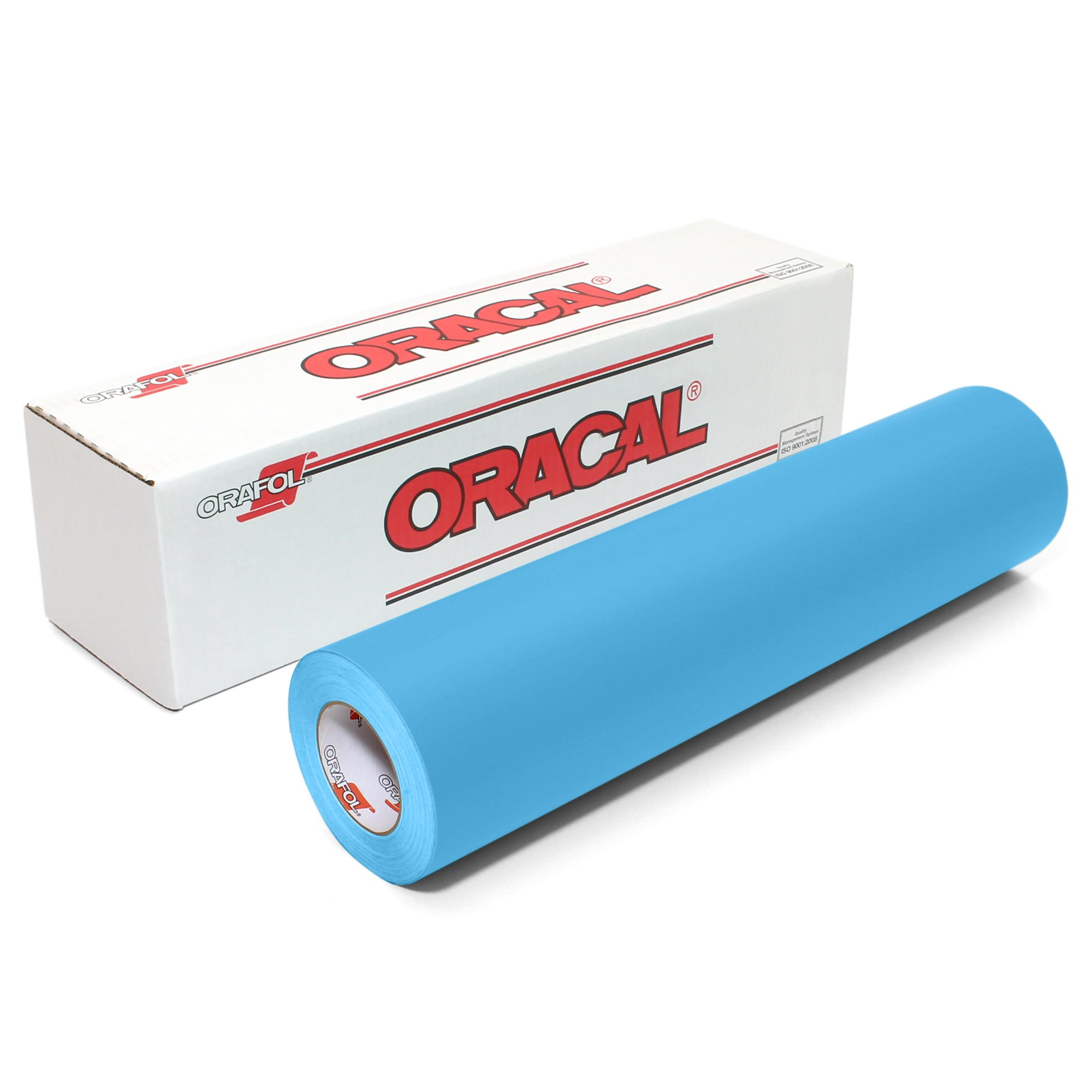 Oracal 631 Matte Vinyl Roll 12 Inches by 150 Feet - 87 Available Colors
