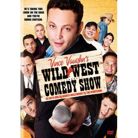 Vince Vaughn's Wild West Comedy Show: 30 Days & 30 Nights (West End Assembly Of God Christmas Show)