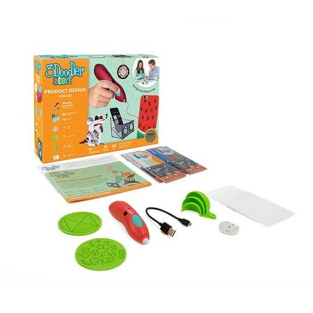 3Doodler Start Product Design Themed 3D Printing Pen Set for Kids
