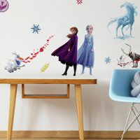 RoomMates Frozen II Peel and Stick Wall Decals