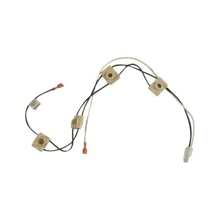cooktop wiring 318232645 frigidaire cooktop wiring harness walmart com  frigidaire cooktop wiring harness