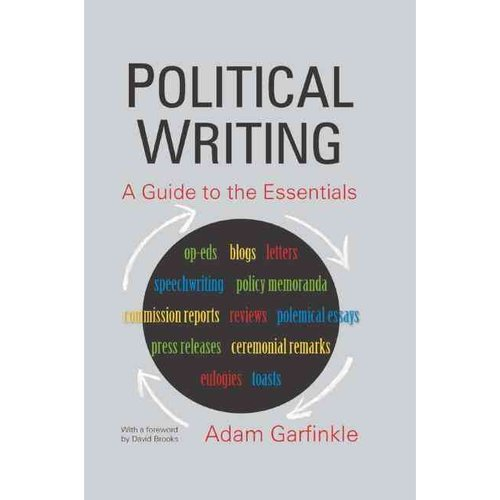 Political Writing: A Guide to the Essentials