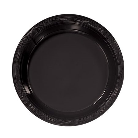 Hanna K Plastic Plates, Round, 7