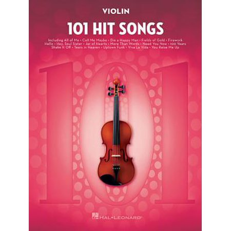 Halloween Song Violin (101 Hit Songs : For Violin)