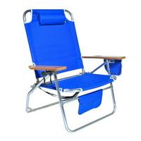 Product Image Jumbo Heavy Duty 500 Lbs Xl Aluminum Beach Chair For Tall
