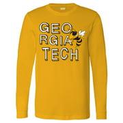Rattled Choas Long Sleeve Georgia Tech GT T-Shirt