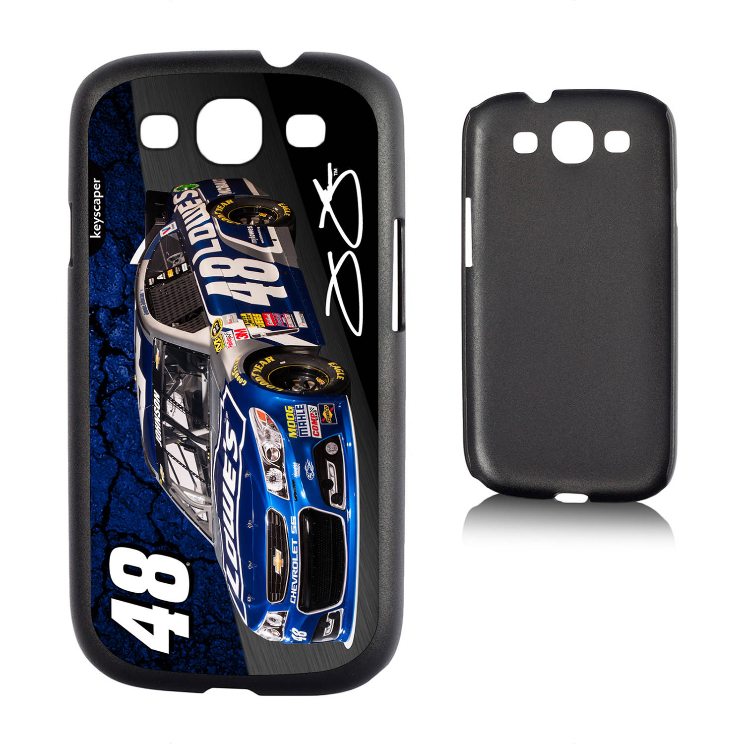 Jimmie Johnson #48 Galaxy S3 Slim Case