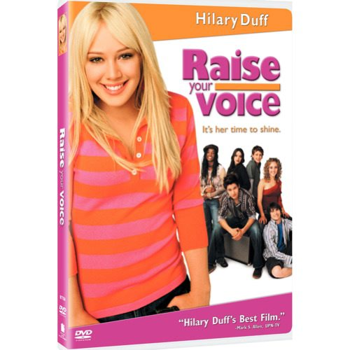 Raise Your Voice (Widescreen, Full Frame)
