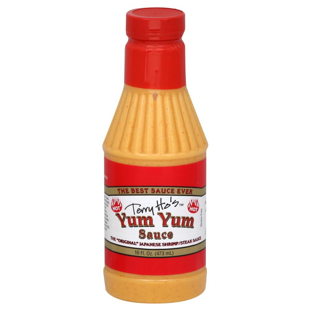 Terry Ho's Spicy Yum Yum Sauce, 16 oz
