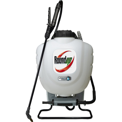 Roundup 190327 4 Gallon No-Leak Backpack Sprayer by NEW FOUNTAINHEAD GROUP INC
