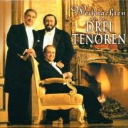 Three Tenors Christmas (CD) ()