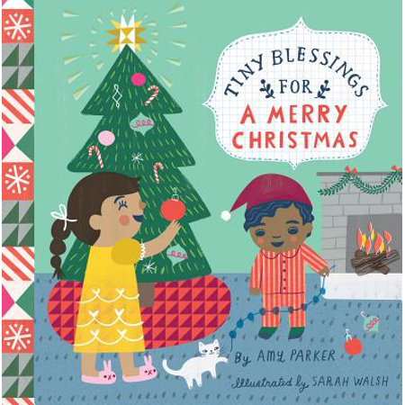 Tiny Blessings for a Merry Christmas (Board Book)