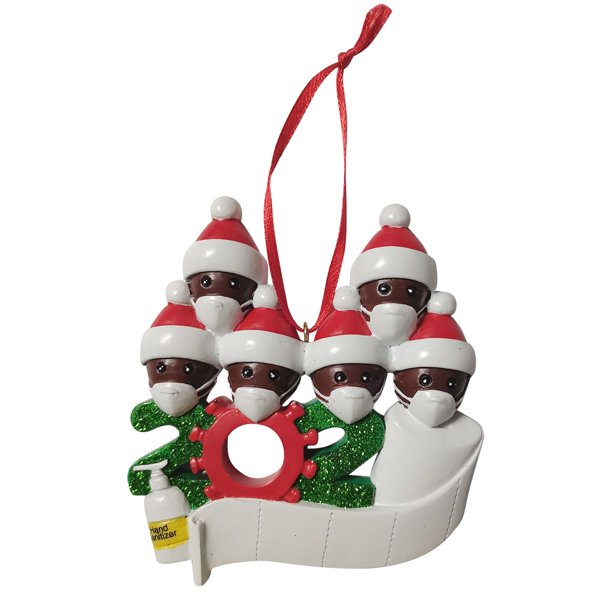 Paw Patrol Christmas Ormament Dated 2020 Fheaven Personalized Survived Family Of Ornament 2020 Christmas