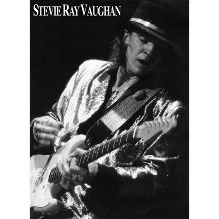 Stevie Ray Vaughan Live LiveGuitar Poster Poster Print (Stevie X Factor Halloween)