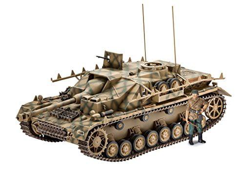 """Revell Revell03255 19.1cm """"sd.kfz. 167 Stug Iv"""" Model Kit by Revell"""
