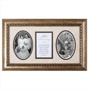 James Lawrence 2594 50th Anniversary Framed Wall Art