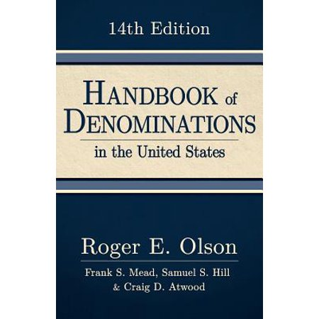 Handbook of Denominations in the United States, 14th Edition -
