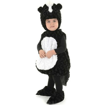 Lil Stinker Skunk Toddler Costume