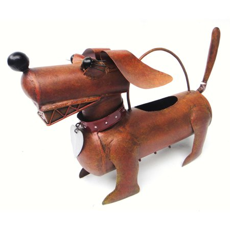 Gift Essentials Dachshund Daisy Watering Can