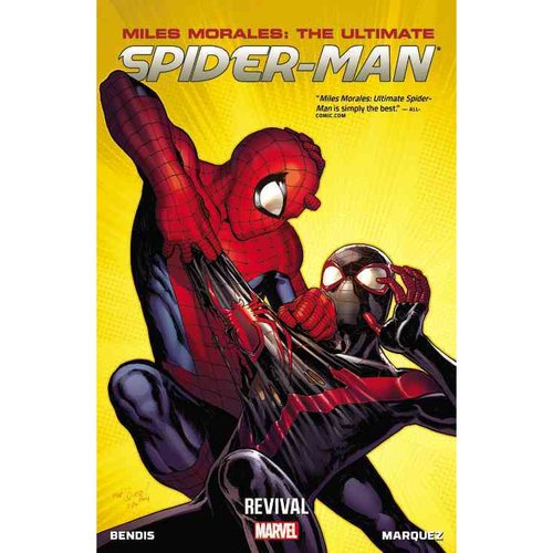 Miles Morales 1: The Ultimate Spider-Man: Revival