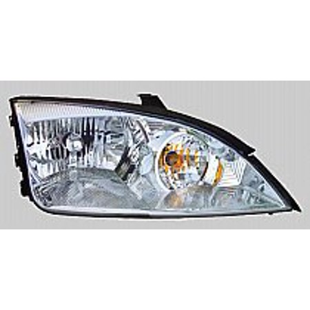Go Parts 2005 2007 Ford Focus Front Headlight Headlamp Embly Housing