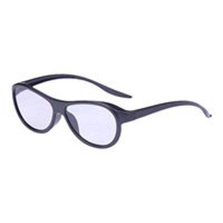 Inland ProHT 3D Glasses, Black - 3 D Glasses