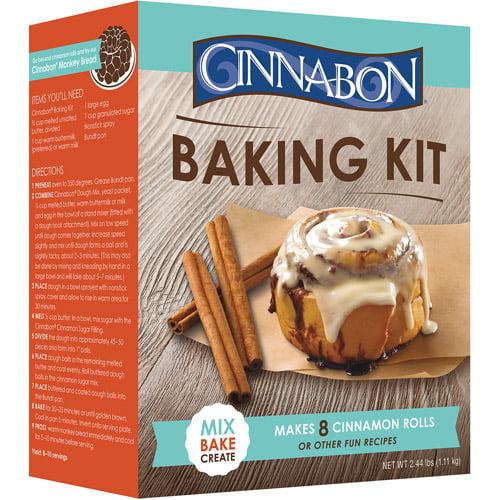 Cinnabon Baking Kit, 2.44 lb