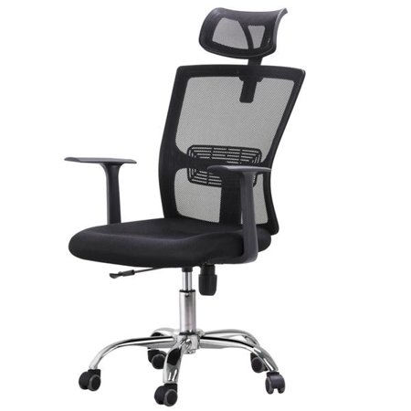 Office Chairs Walmart >> High Back Mesh Office Chair Ergonomic Mesh Computer Desk