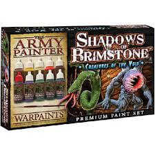 Shadows of Brimstone: Creatures of the Void Premium Paint Set