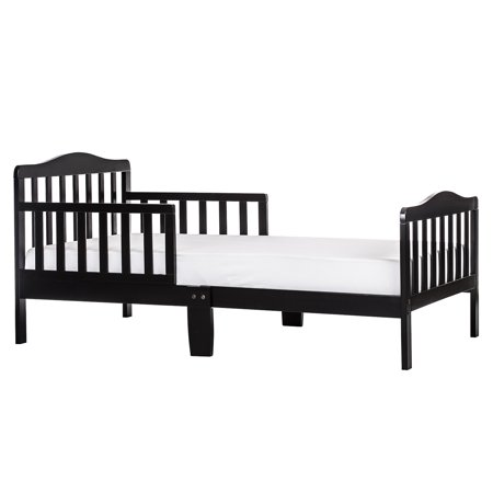 Dream On Me Classic Design Toddler Bed Black Walmartcom