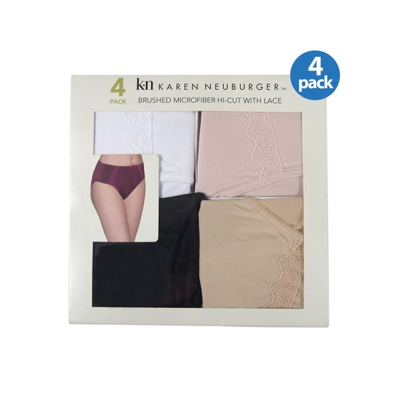 81d1c3d1000 KAREN NEUBURGER - KAREN NEUBURGER Womens Ladies Hi-Cut Underwear ...
