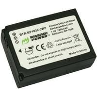 Wasabi Power Battery for Samsung BP1030, BP1130, ED-BP1030