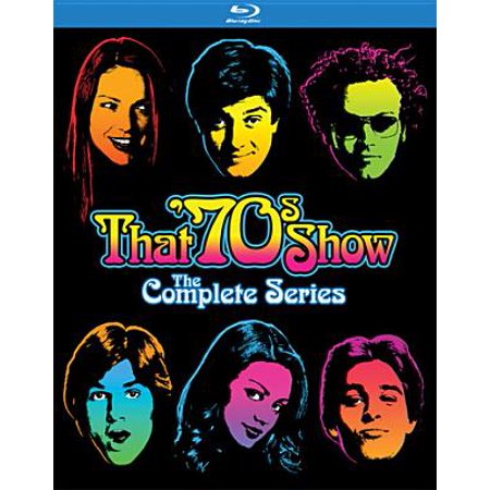 That '70s Show: The Complete Series (Blu-ray) (That 70s Show Complete Series Blu Ray)