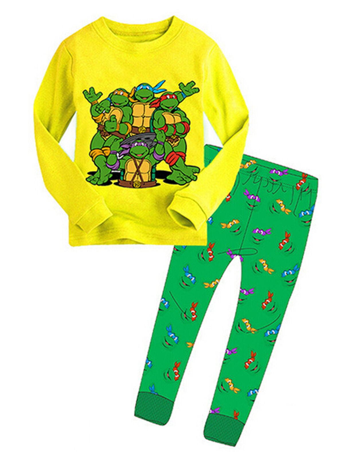 ClimateSmart Boys/' Teenage Mutant Ninja Turtles 2-Piece Baselayer Set