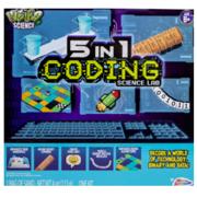 5 in 1 Coding