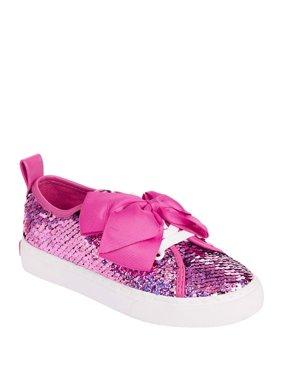 f02911eda0d9 Product Image JoJo Siwa Girls' Shimmer Reverse Sequins Low Top Sneaker