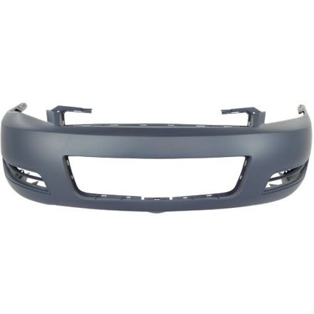 Go-Parts OE Replacement for 2006 - 2013 Chevrolet (Chevy) Impala Front Bumper Cover (CAPA Certified) GM1000763C GM1000763C Replacement For Chevrolet Impala Chevrolet Impala Front Bumper
