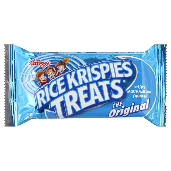 Kellogg's Rice Krispies Treats Squares Original 1.3oz